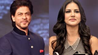 Shah Rukh Khan shooting special song with Sunny Leone for 'Raees'