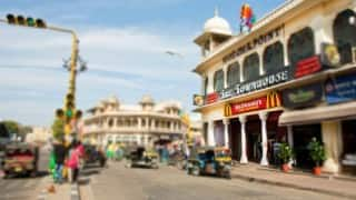 How American Fast Food Gets Desi-fied in India
