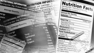 The Differences Between Food Labels in India Versus the United States