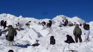Siachen avalanche: Body of jawan recovered from under snow