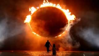 Solar Eclipse 2016: Total solar eclipse sweeps across Indonesia