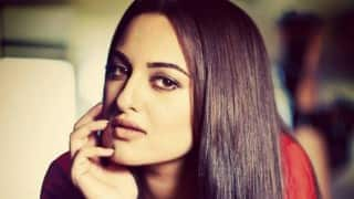 Sonakshi Sinha enters the Guinness Book of World Records for painting fingernails!