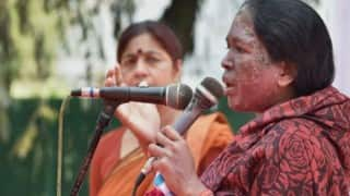 International Women's Day: Tribal women feel insecure despite living in a democracy says Soni Sori
