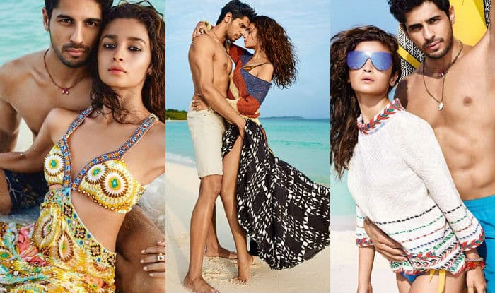 Alia Bhatt and Siddhartha Malhotra in a hot photoshoot. They both look great together.Onscreen and offscreen chemistry of Alia and Siddhartha has always created confusion about their affairs.