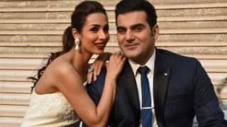 Aww! Arbaaz Khan takes Malaika Arora Khan on dinner date
