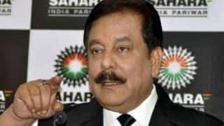 Relief for Subrata Roy: SC stays Sahara chief's arrest till September 30; hearing on parole extension on September 27