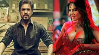 Raees: Sunny Leone super excited about shooting with Shah Rukh Khan!