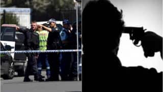 Gunman who shot three in Sydney kills himself