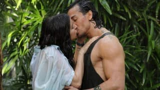 LEAKED: Tiger Shroff and Shraddha Kapoor's kiss from Baaghi! See picture