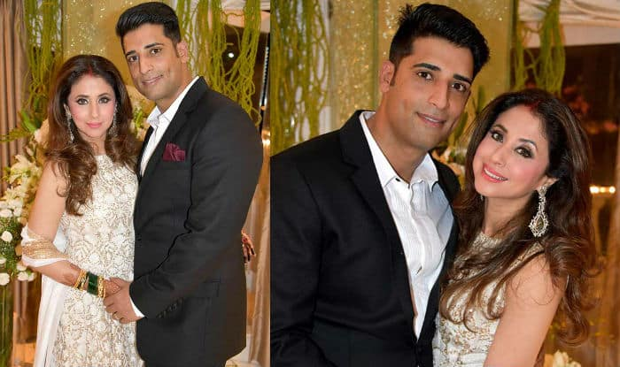 Urmila Matondkar Wedding Reception: Check out the latest ... Urmila Matondkar Family Photo