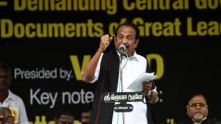 MDMK chief Vaiko arrested on charges of sedition for LTTE comment