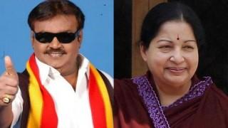 #ByeByeJaya: Will Captain Vijayakanth replace Jayalalithaa as the next Chief Minister of Tamil Nadu?
