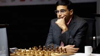 Norway Chess: Viswanathan Anand Meets Fabiano Caruana in Round 7