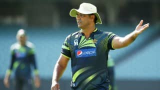 Waqar Younis submits team's performance report to PCB