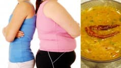 Lose weight by eating Dal | दाल