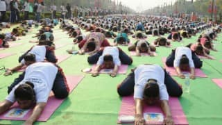 AYUSH Ministry launches song contest for Yoga day