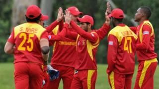 Zimbabwe beat Scotland by 11 runs to win 2nd qualifying game