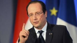 Francois Hollande a no-hoper if he stands for re-election: poll