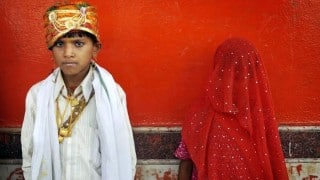 Rajasthan is dealing with child marriage in a brilliant way - tent dealers refuse to provide tents for child marriages!