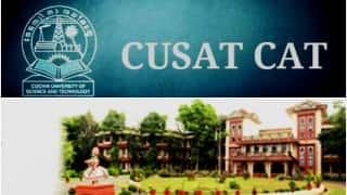 CUSAT CAT 2016 admit cards released on official website cusat.nic.in: How to download Cochin University Common Admission Test admit cards online
