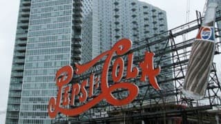 Iconic Pepsi sign gets landmark designation in New York