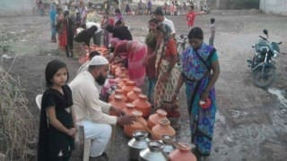 This Muslim man provides free water to 200 families daily in drought-hit Latur