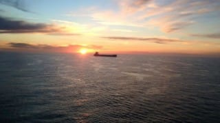 Two Iranian men in dinghy rescued from English Channel