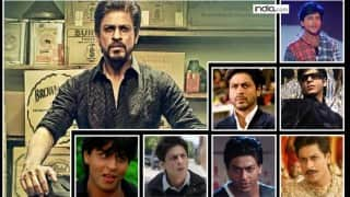 4 Days To Fan: Watch Shah Rukh Khan's 24 years in Bollywood in 200 seconds! (Video)