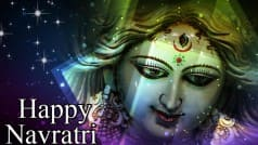 Chaitra Navratri 2016: Slokas and Devi mantra's to seek divine blessings from Goddess Shakti!