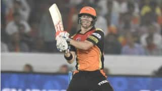 RPS win by 34 runs  | LIVE Score Sunrisers Hyderabad (SRH) vs Rising Pune Supergiants (RPS) IPL 2016 Match 22