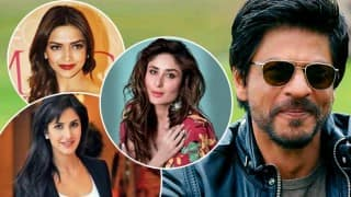 Deepika Padukone, Katrina Kaif or Kareena Kapoor Khan: Guess who is paired opposite Shah Rukh Khan in Aanand L Rai's next?