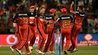 IPL 2016: RCB beat Sunrisers Hyderabad by 45 runs