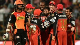 Royal Challengers Bangalore Vs Sunrisers Hyderabad, Video Highlights: Watch match highlights & results of RCB vs SRH, IPL 2016