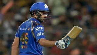 रोहित शर्मा की शानदार पारी की बदौलत मुंबई इंडियंस ने कोलकाता नाइट राइडर्स को 6 विकेट से हराया