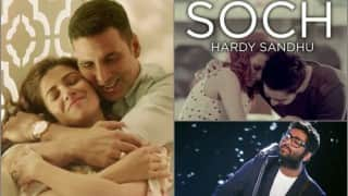 Listen to original version of Airlift song Soch by Hardy Sandhu!