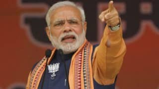 Bengal turned into old age home by Congress, Left, TMC: Narendra Modi