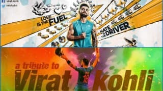 A tribute to ICC T20 World Cup 2016 Man of the Tournament Virat Kohli from a JABRA Fan!