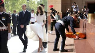 Prince William's Marilyn Monroe moment ignored as media focused on Kate Middleton!
