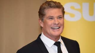 David Hasselhoff couldn't watch 'sister' Pamela Anderson's sex tape