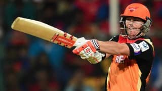 Indian Premier League: David Warner shows how a one-man team can demoralise opponents
