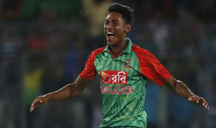 File picture of Mustafizur Rahman