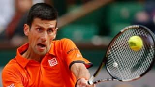 French Open 2016: Novak Djokovic can see the challenge infront of him