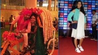 Harbhajan Singh & Geeta Basra expecting first baby together! Indian cricketer's wife flaunts baby bump