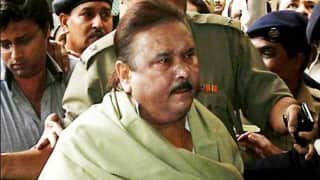 Jailed TMC leader Madan Mitra hospitalised due to severe chest pain