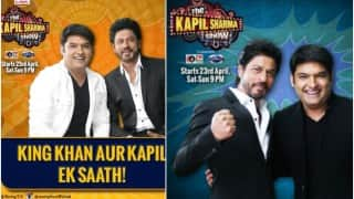 LOL! Shah Rukh Khan trolls Kapil Sharma in The Kapil Sharma Show promo