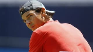 Rafael Nadal, Angelique Kerber breeze at US Open, Garbine Muguruza survives