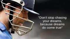 Happy Birthday Sachin Tendulkar: 11 inspiring quotes by the Master Blaster!