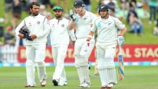 New Zealand Cricket considers idea of playing day-night Test in India