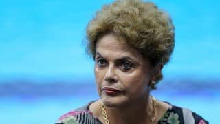 Brazil's Dilma Rousseff 'outraged' by impeachment vote
