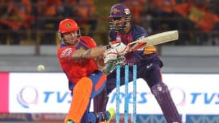 Indian Premier League 2016: A touch of Baz worked perfectly for Gujarat Lions